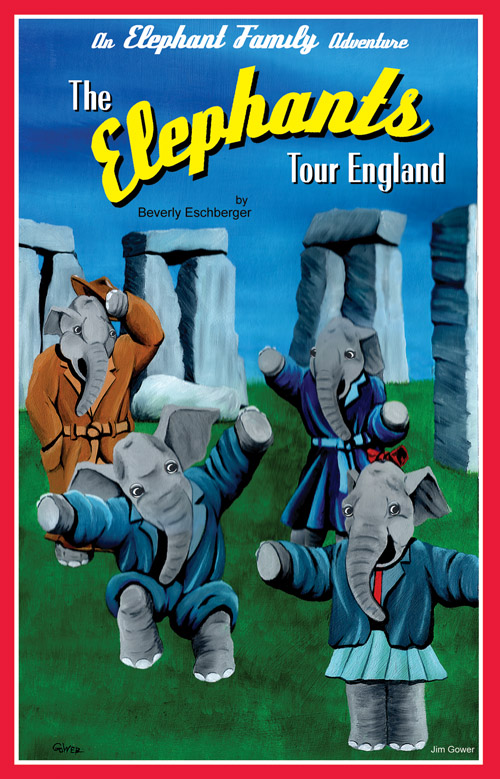 Elephants Tour England